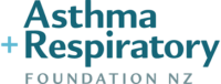Asthma and Respiratory Foundation of NZ logo