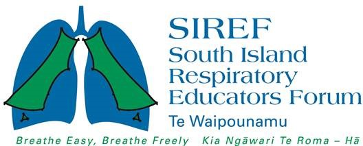 SIREF - South Island Respiratory Educators Forum
